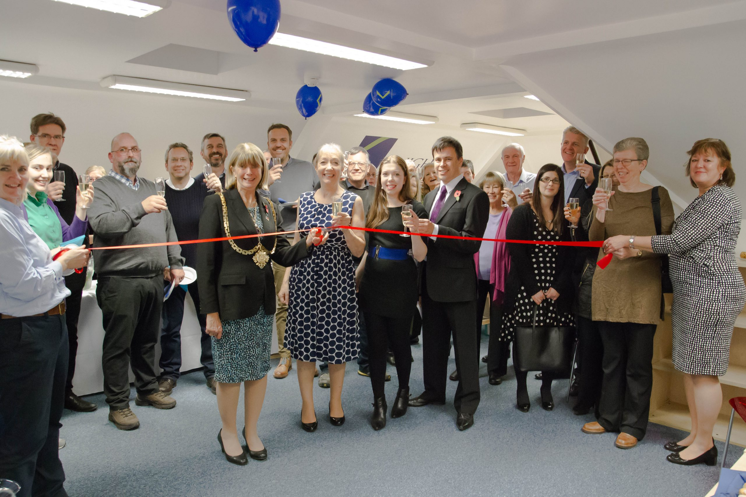 New offices for two Hertford businesses