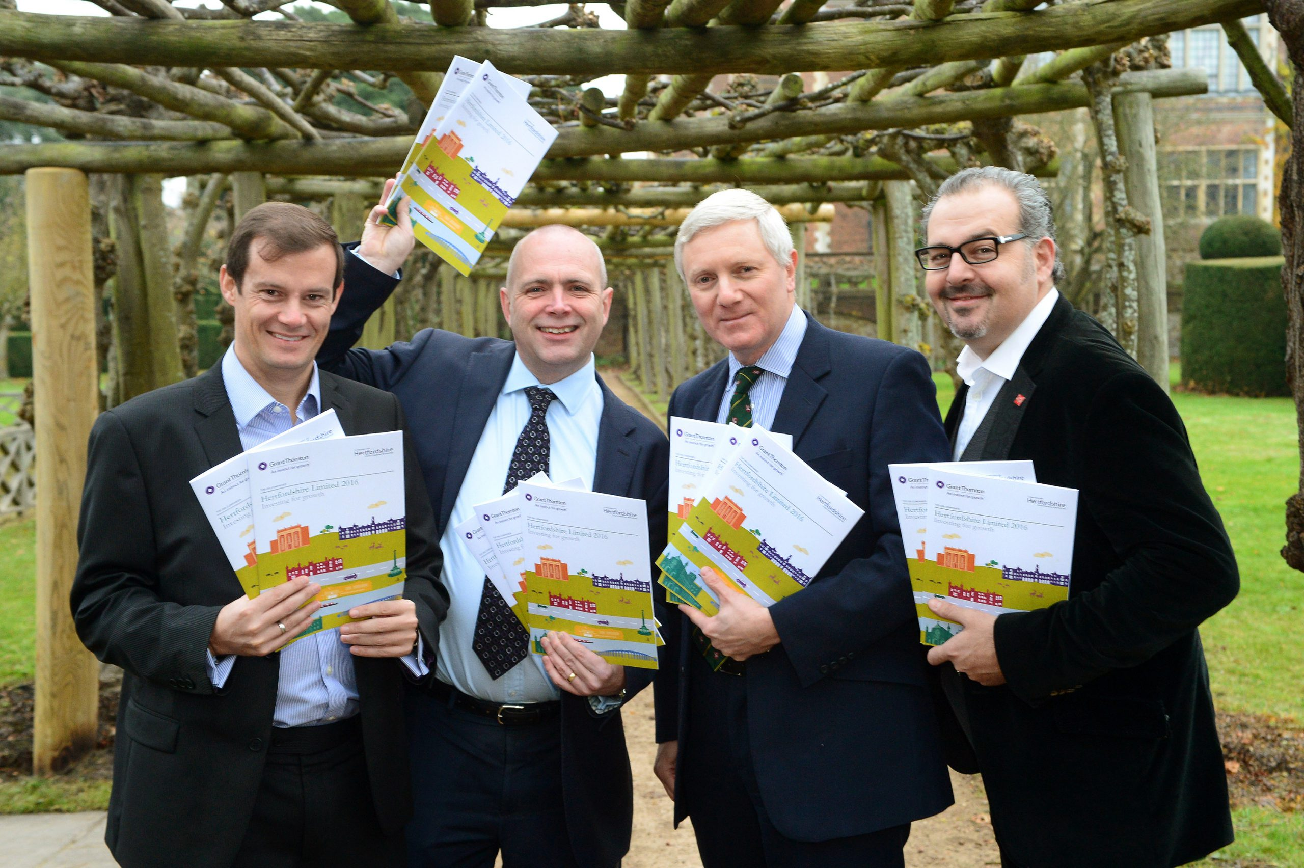 Hertfordshire's largest 200 businesses achieve substantial growth in sales, profits and employment